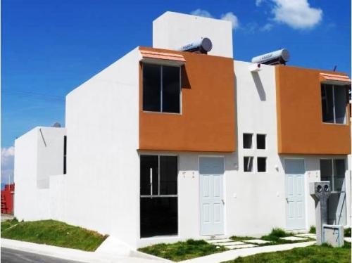 Bonitas casas a 20 min de Toluca, con credito Infonavit