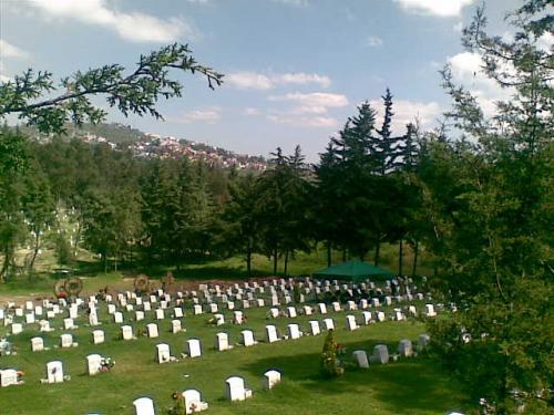 Fosa 4 gavetas Cementerio Los Cipreses Secc 3 EMR Jardín Los Sauces