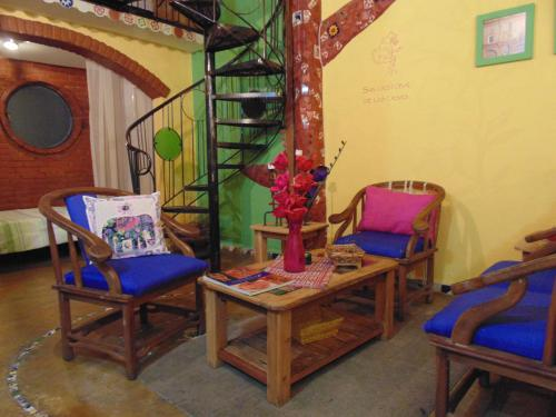 loft de dos pisos cerca de coyoacan