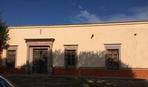 VENDO CASCO DE HACIENDA 47,000 M2 TERRENO/4,750 CONSTRUCCION