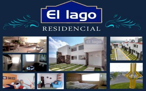 """Cuando pienses """"HOGAR"""", piensa en El Lago Residencial."""