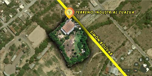Terreno Industrial en Zuazua N.L.