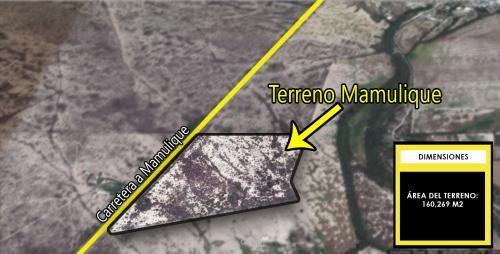 16 Hectáreas de Terreno en Mamulique