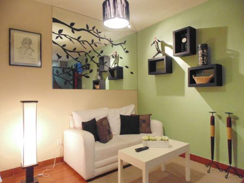 Stay with us, beautiful furnished studios.
