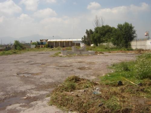 Terreno en renta en Recursos Hidráulicos, Tultitlan