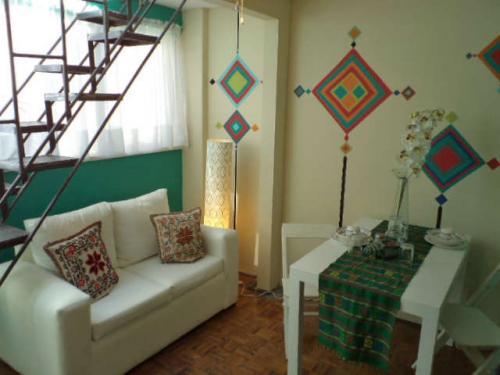 Suites con todos los servicios para rentas temporales cerca de viveros de Coyoacán.