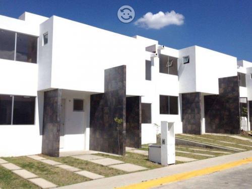 Casas en media residencial con 3 recamaras!