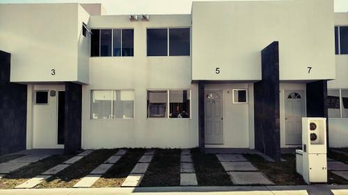 casa rumbo ala CDMX
