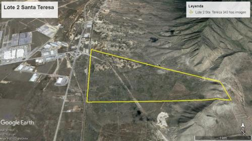 Terreno en area de gran desarrollo cercano al proyecto del nuevo aeropuerto internacional