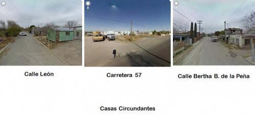 Terreno urbano en Piedras Negras Coahuila