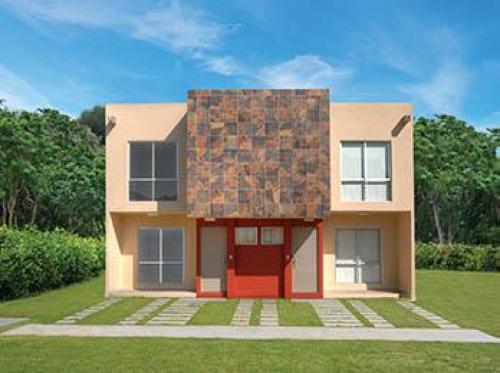 Ven y adquiere una casa a precio accesible.