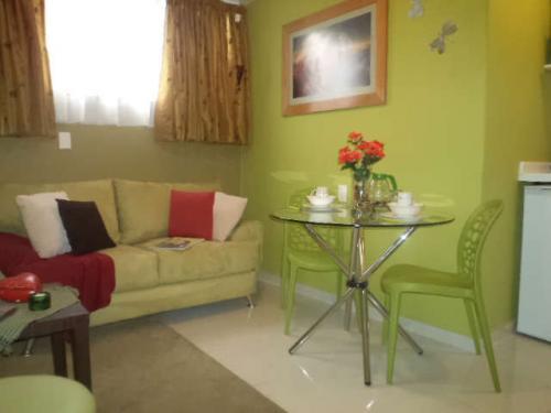 Habitaciones amuebladas en Guadalupe Inn