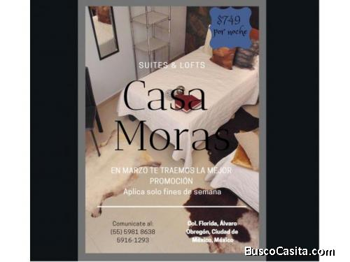 Casa Moras Suites and Lofts